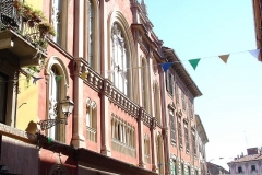 La sinagoga di Alessandria