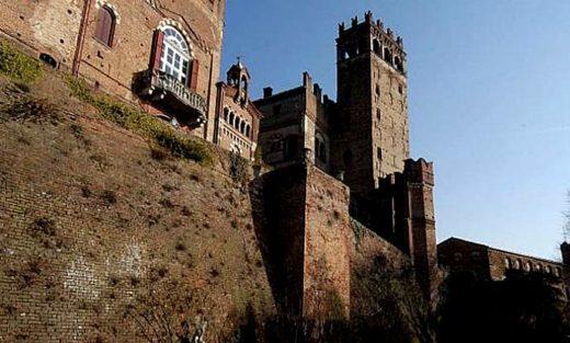 castello di camino ad alessandria (piemonte)